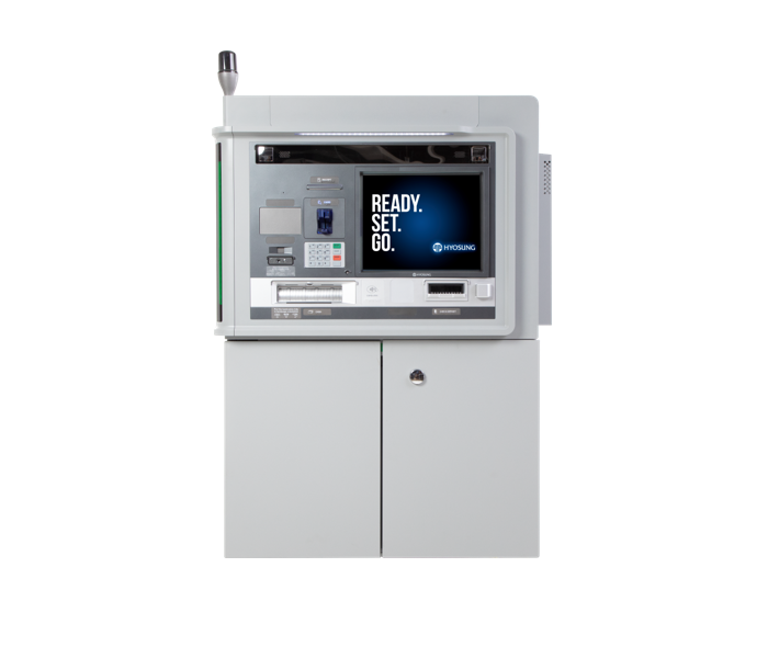 8300i Money Handling Machines, ATMs, and Security Solutions for Financial Institutions